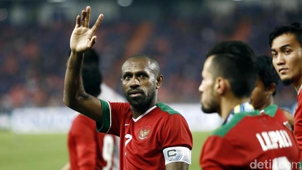 Susunan Pemain Timnas Indonesia vs Mauritius: Duet Lilipaly-Boaz