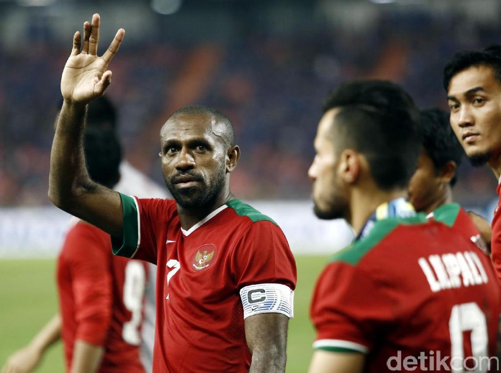 Susunan Pemain Timnas Indonesia vs Mauritius: Duet Lilipaly-Boaz