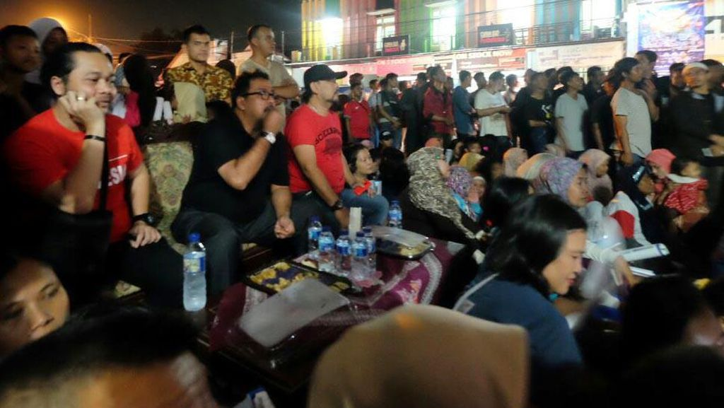 Rano Karno Nobar Timnas Indonesia