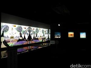 Museum Seni Lukisan Bayangan yang Unik di Jepang
