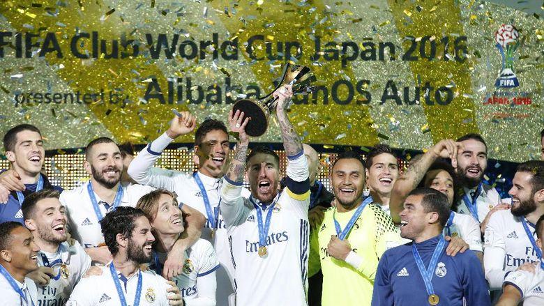 Tahun yang Sangat Fenomenal Bagi Zidane dan juga Real Madrid