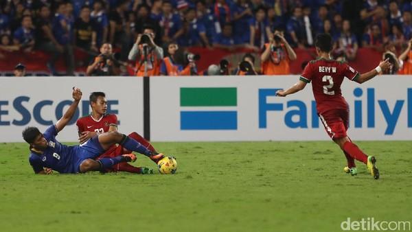 Lemahnya Sisi Kanan Pertahanan Penyebab Indonesia Gagal Juara