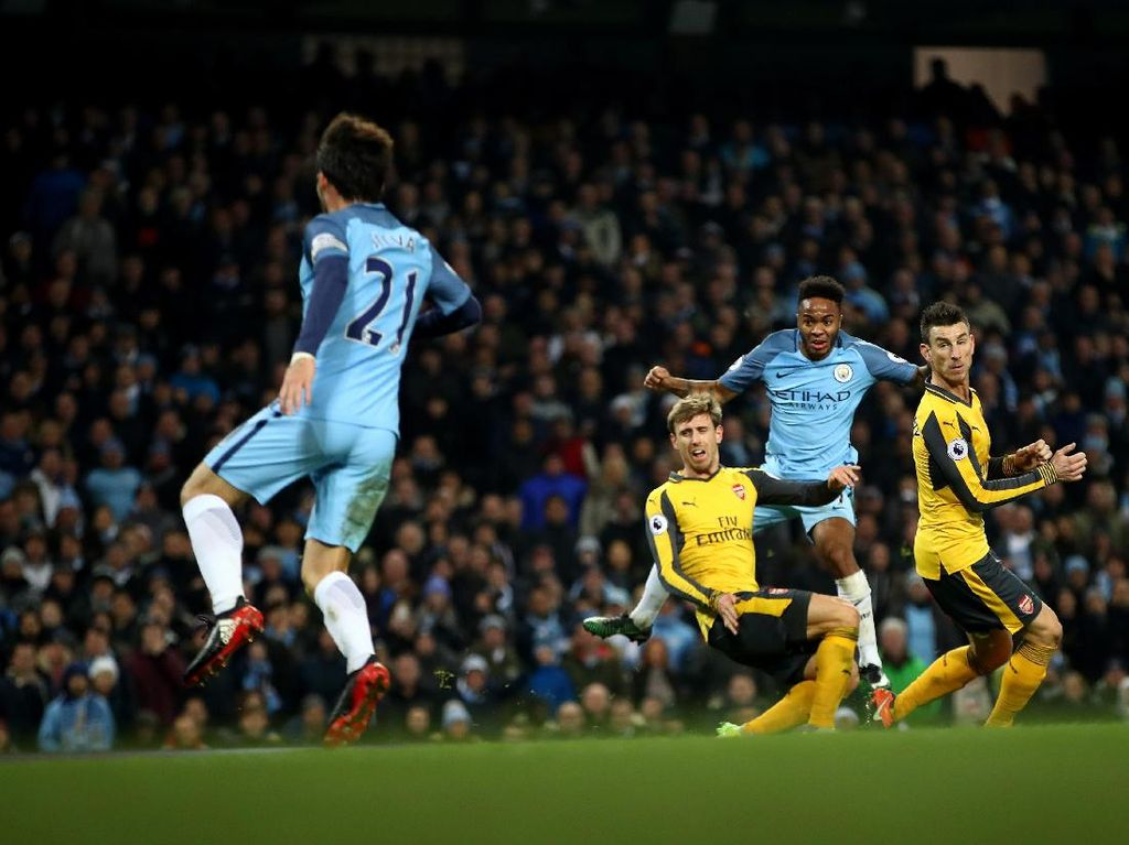Dobel Big Match: City vs Arsenal dan Chelsea vs MU