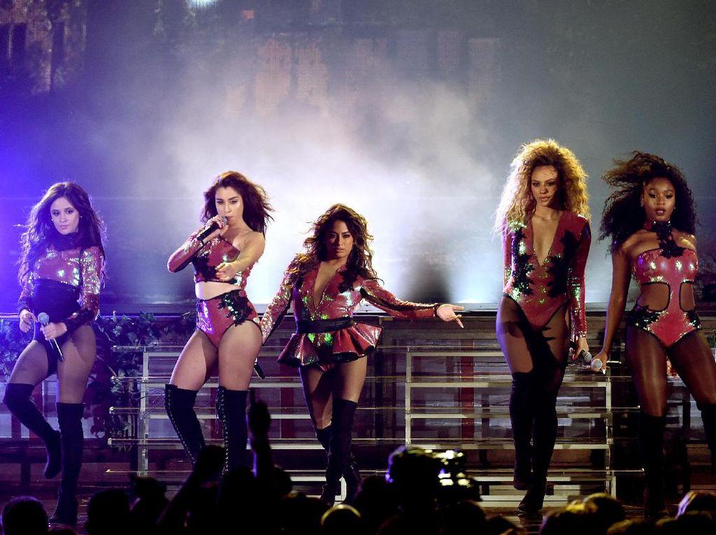 Camila Kaget Fifth Harmony Umumkan Dirinya Hengkang