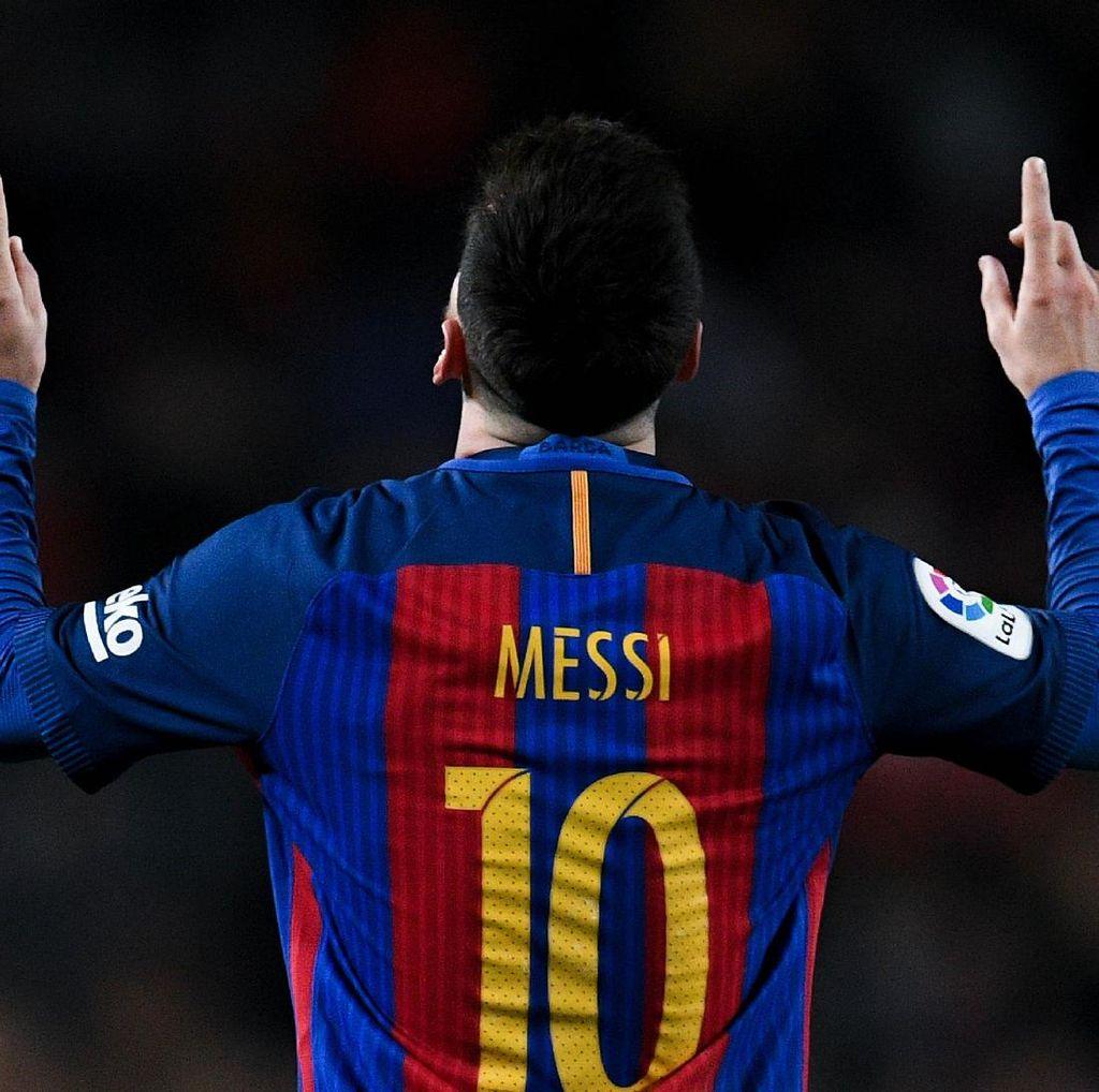Bos Inter: Rumor terkait Messi Berarti Penipuan pada Fans