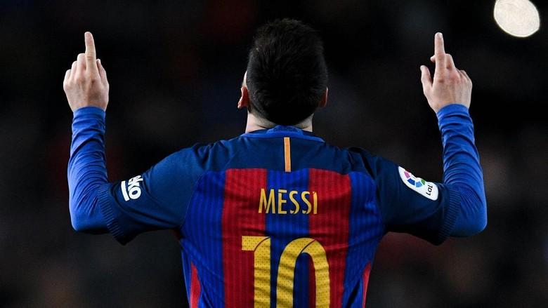 Aturan Baru La Liga Hambat Negosiasi Kontrak Baru Messi