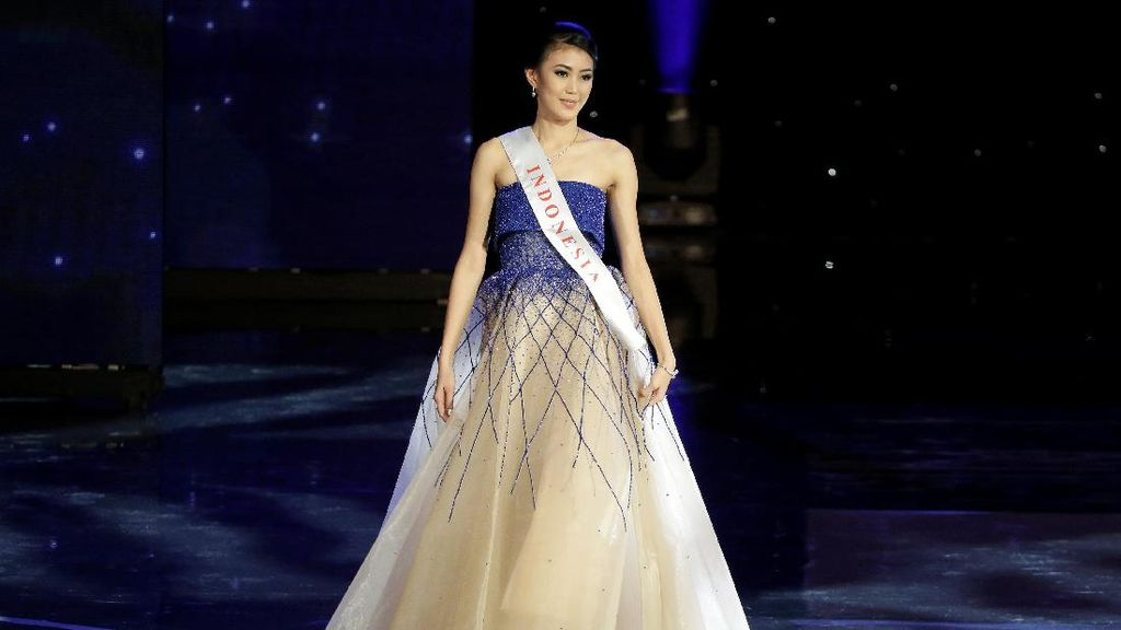 Ungkapan Syukur Natasha Mannuela Jadi Juara 3 di Miss World 2016