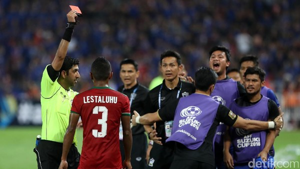 Jumpa Jokowi, Abduh Juga Ceritakan soal Kartu Merahnya di Final