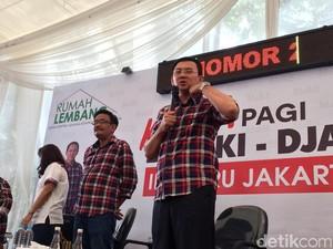 Ahok-Djarot Perkenalkan Kartu Sakti Jakarta One, Bisa untuk Semua Keperluan