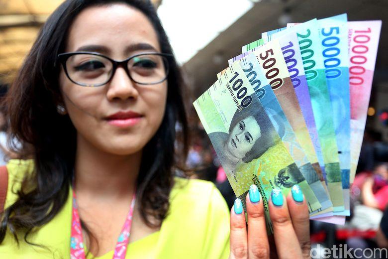 Polisi: Uang Rupiah Baru Punya 17 Pengaman