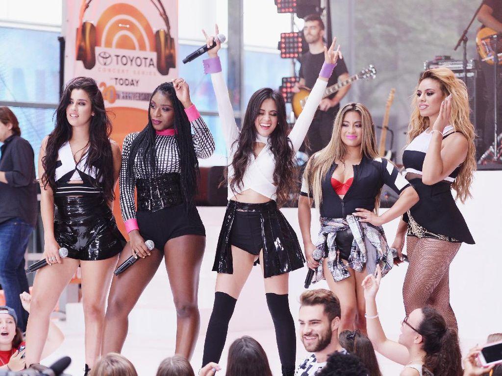 Beredar Video Lucu Alasan Camila Cabello Didepak Fifth Harmony