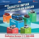 Miliki Daihatsu Impian dengan Cicilan Mulai dari Rp 1 Jutaan