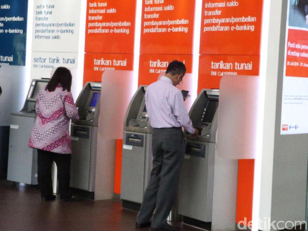Mesin ATM Baru Dijual untuk Perusahaan Bukan Pribadi