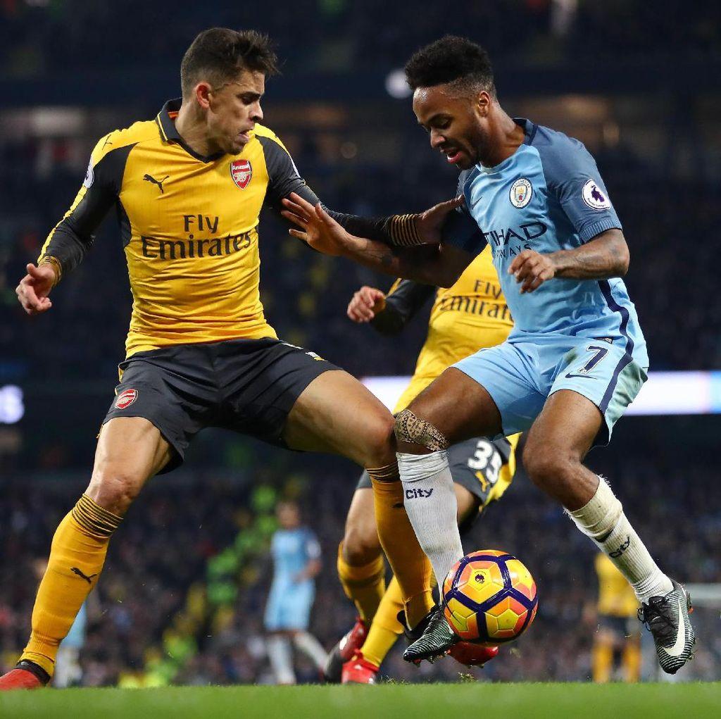 Liga Inggris Panas Usai Jeda Internasional: Arsenal vs City & <i>Derby</i> Merseyside