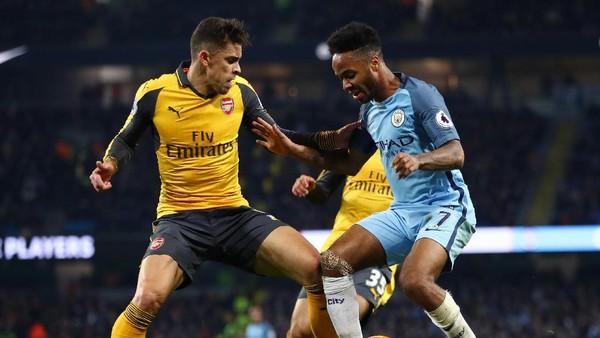 City Masih Seret Kemenangan atas Arsenal