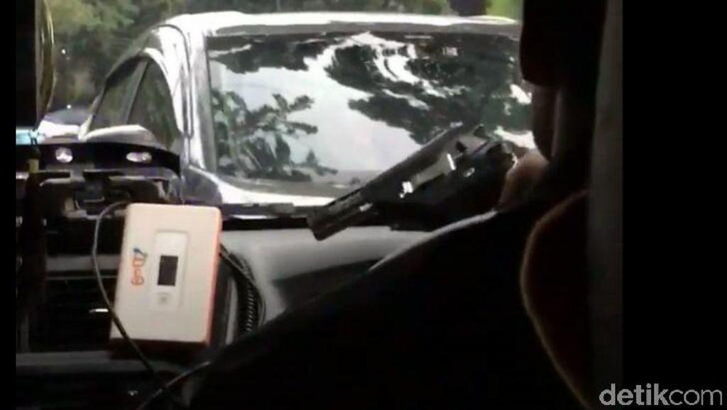 Driver Go-Car Bawa Pistol, Polisi: Bisa Kena Pidana