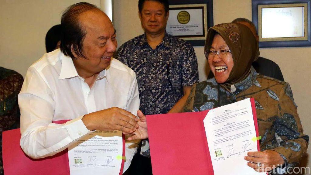 Bank Mayapada Salurkan Beasiswa Melalui Pemkot Surabaya