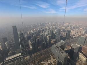 Begini Penampakan Polusi Udara di China