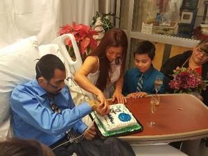 Kisah Haru Pasien Leukemia yang Meninggal 36 Jam Setelah Menikah