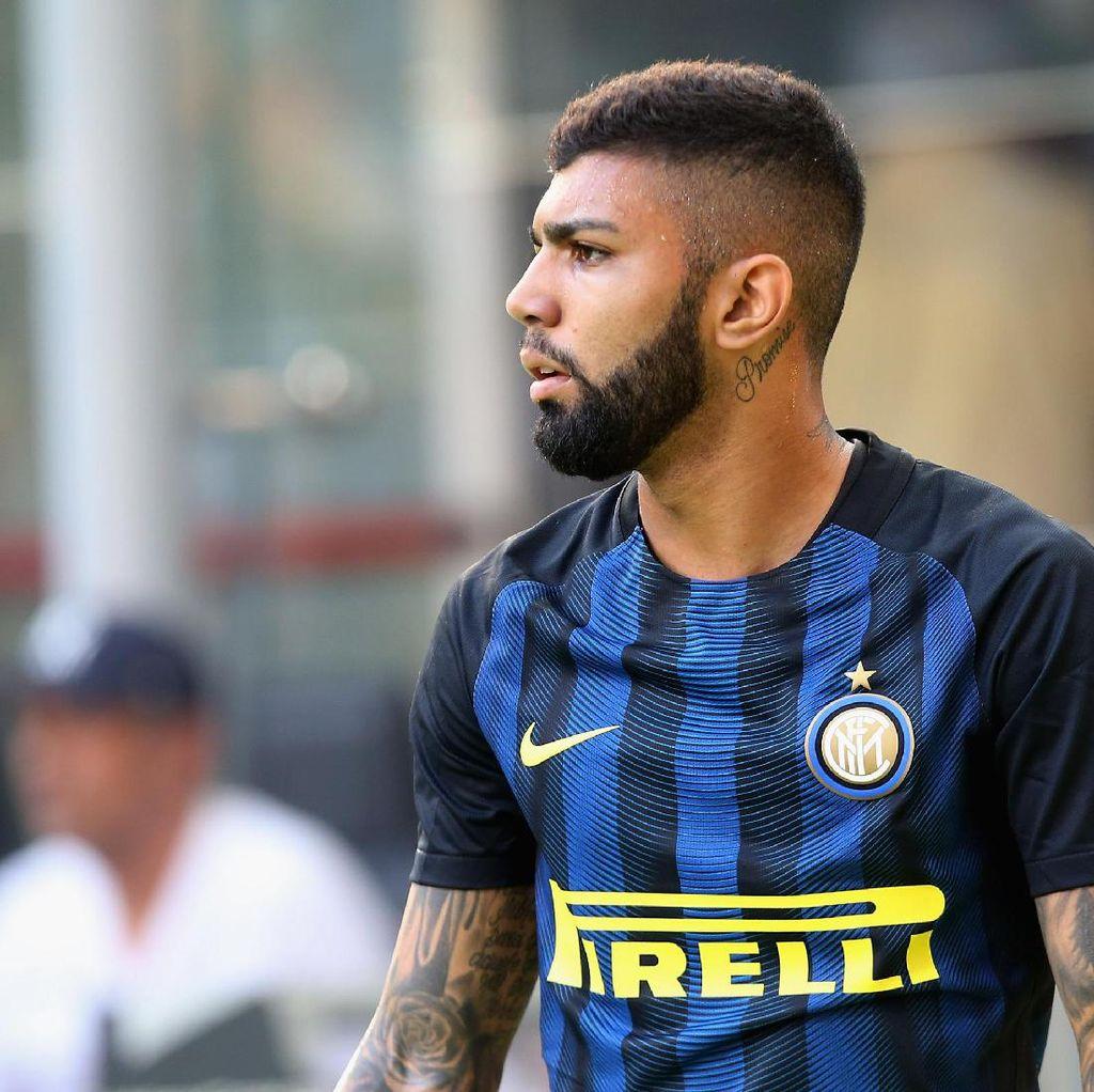 Gabigol Ingin Kenakan Jersey Nomor 10 di Inter