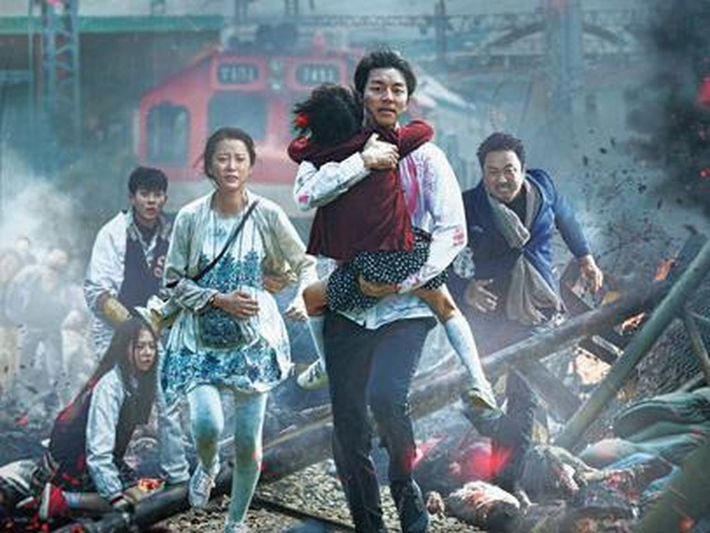 James Wan akan Produseri Remake Train to Busan