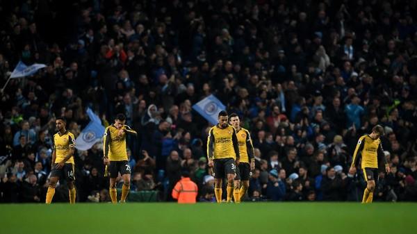 Pekan yang Buruk untuk Arsenal