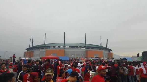 Ini Harga Tiket Laga Indonesia vs Myanmar