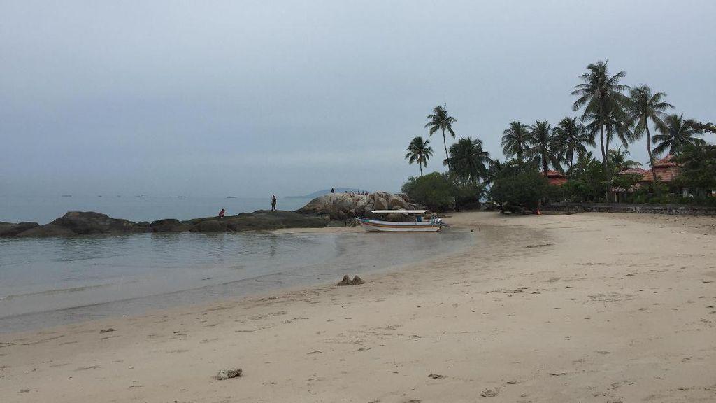 Parai Tenggiri yang Cantik di Bangka, Cocok untuk Libur Akhir Tahun