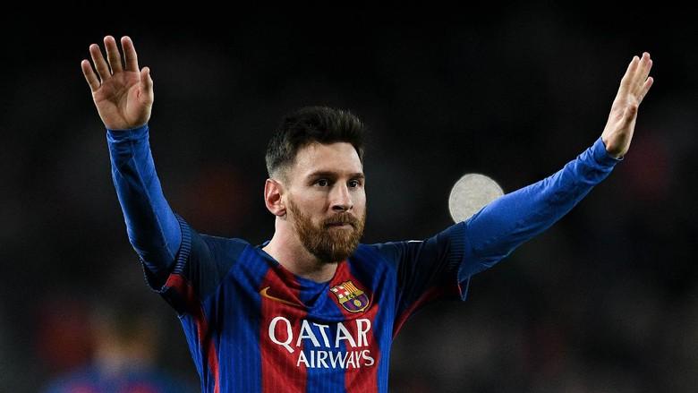 Jawab Rumor ke Liga Inggris, Messi: Saya di Barca Selama Klub Menginginkannya