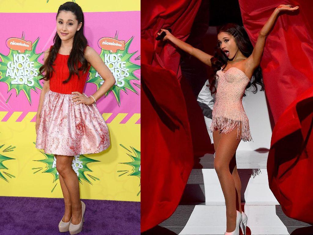 Transformasi Ariana Grande