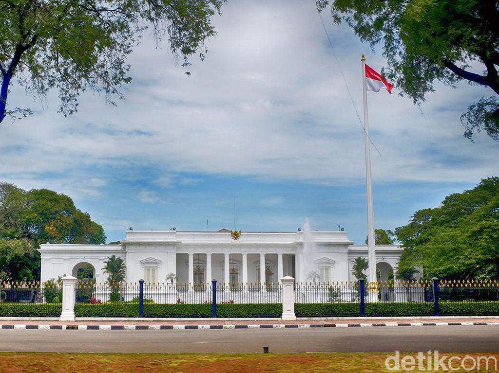 Pria Bugil yang Ditangkap Paspampres Teriak Ingin Nikah di Istana