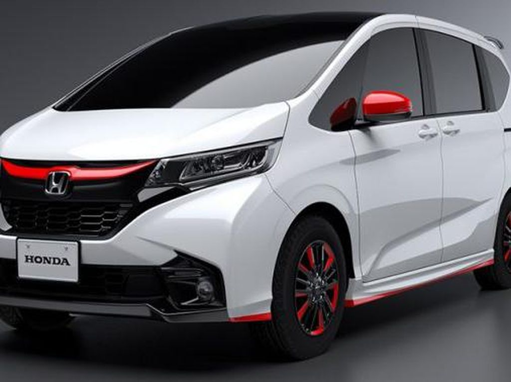 Kerennya Konsep Honda Freed Modulo X