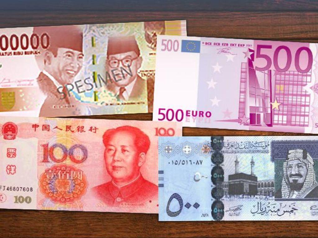 BI Imbau Masyarakat Tukar Uang Baru di RI Sebelum ke Luar Negeri