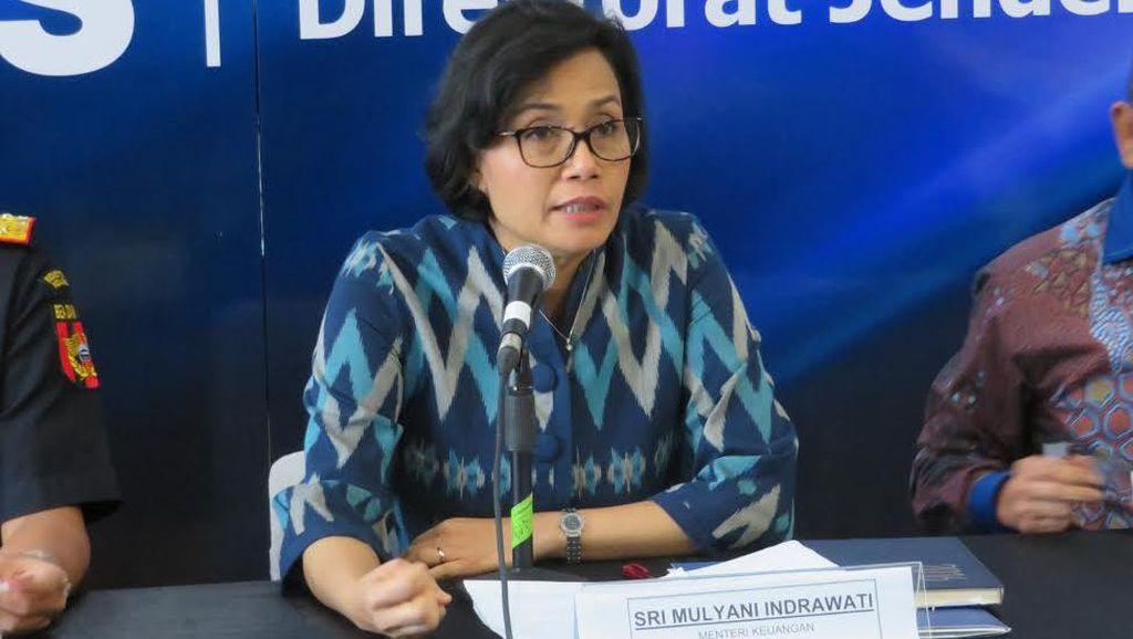 Sri Mulyani Pastikan Tim Reformasi Pajak dan Bea Cukai Tak Dibayar