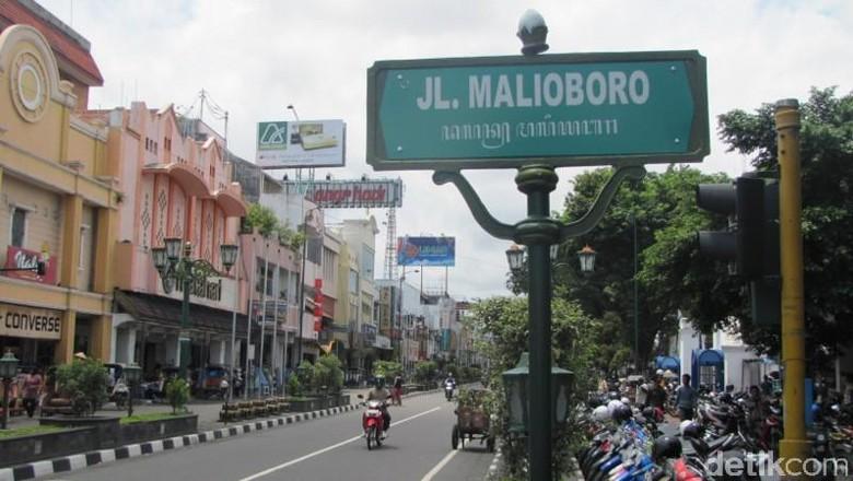 Foto: Ilustrasi Jalan Malioboro (Fitraya/detikTravel)