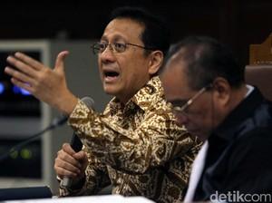 Sidang Putusan Eks Ketua DPD Irman Gusman Digelar Hari Ini