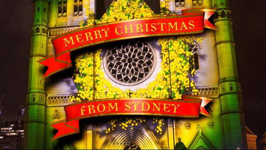 Beda Suasana Natal di Indonesia dan di Australia