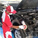 Mitsubishi Targetkan 10 Diler Miliki Fasilitas Bodi dan Cat