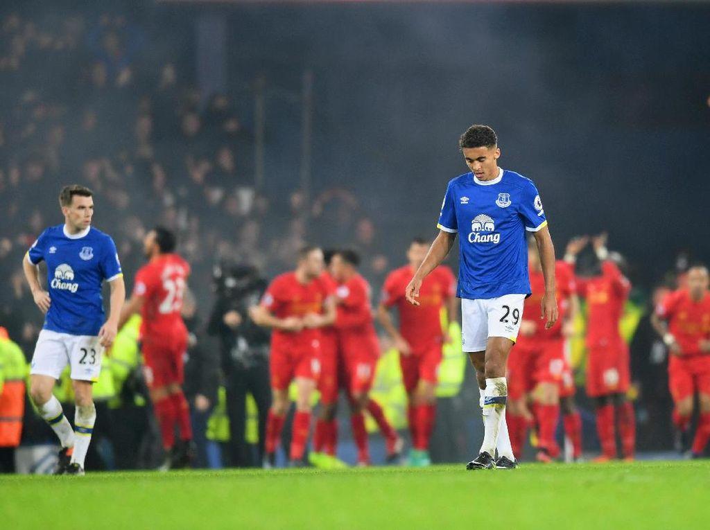Koeman: Everton Tak Pantas Kalah