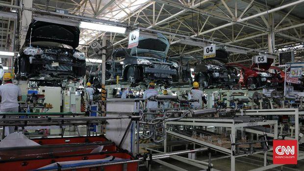 Mobil Hibrida Toyota-Daihatsu Diproduksi Indonesia pada 2022