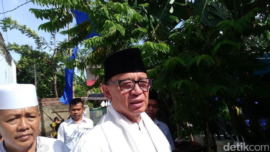 Cagub Banten Wahidin: Era Dinasti Sudah Lewat