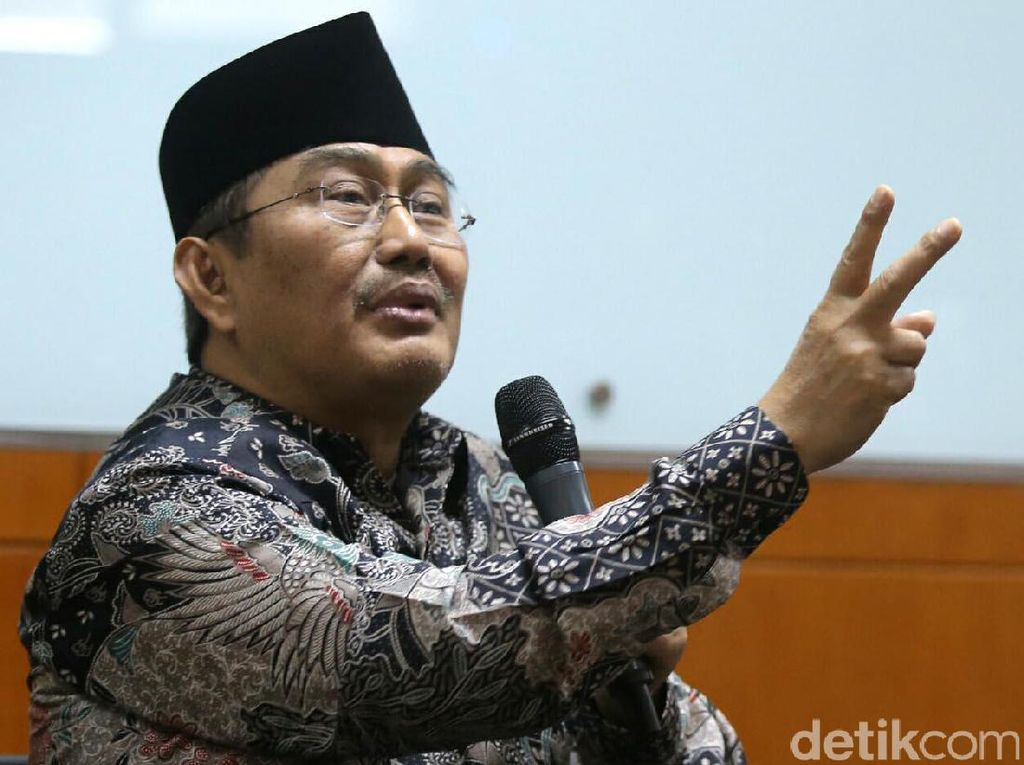 ICMI: Ada Bupati Tionghoa di Kabupaten 99 Persen Muslim