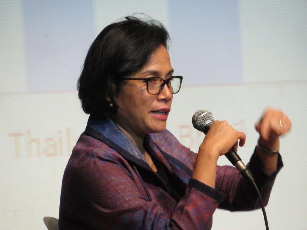 Sri Mulyani Sebut Penurunan Harga Gas Bisa Pengaruhi APBN