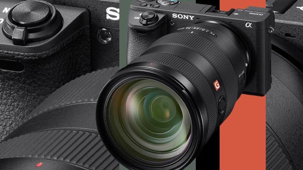 Jajal Sony α6500, Kaesang: Bikin Bingung
