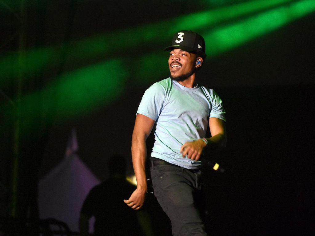 Chance The Rapper Umumkan Album Berjudul The Big Day