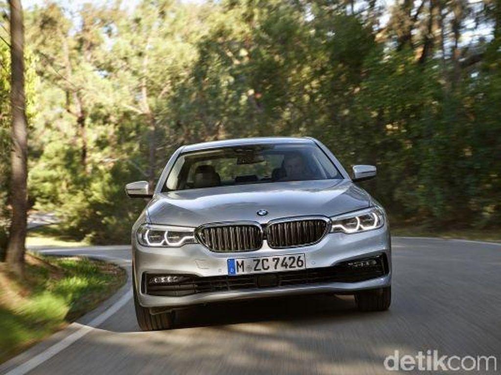 BMW 530e iPerformance, Lebih Ramah Lingkungan
