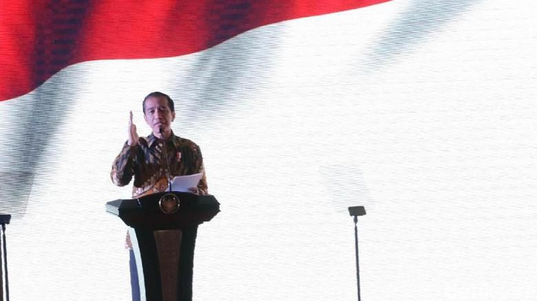 Ada Wacana Presidential Threshold 0%, Jokowi: Tunggu Hasil di DPR