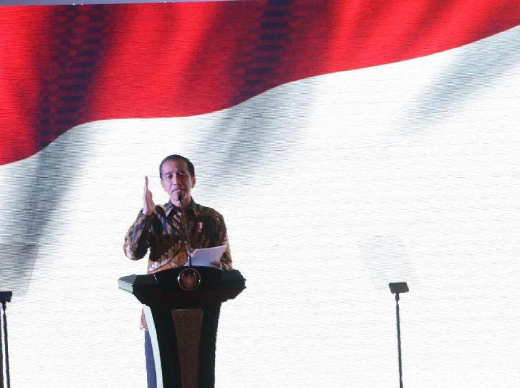 Soal Holding BUMN, Jokowi: Harus Cepat Tapi Hati-hati