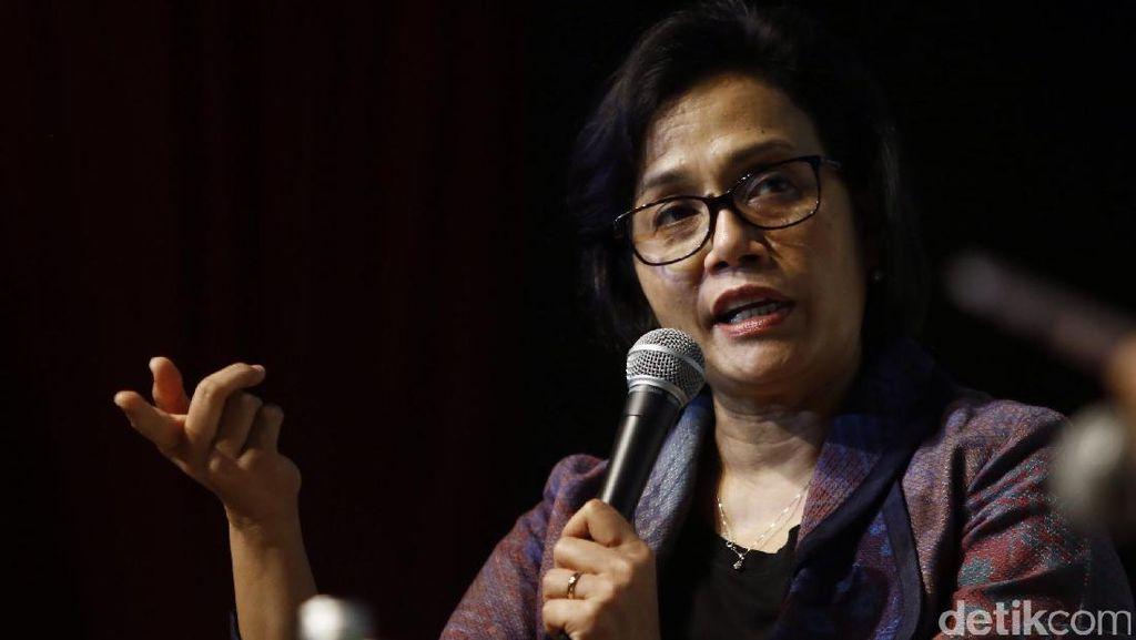 Sri Mulyani Jelaskan Pentingnya Tim Reformasi Perpajakan