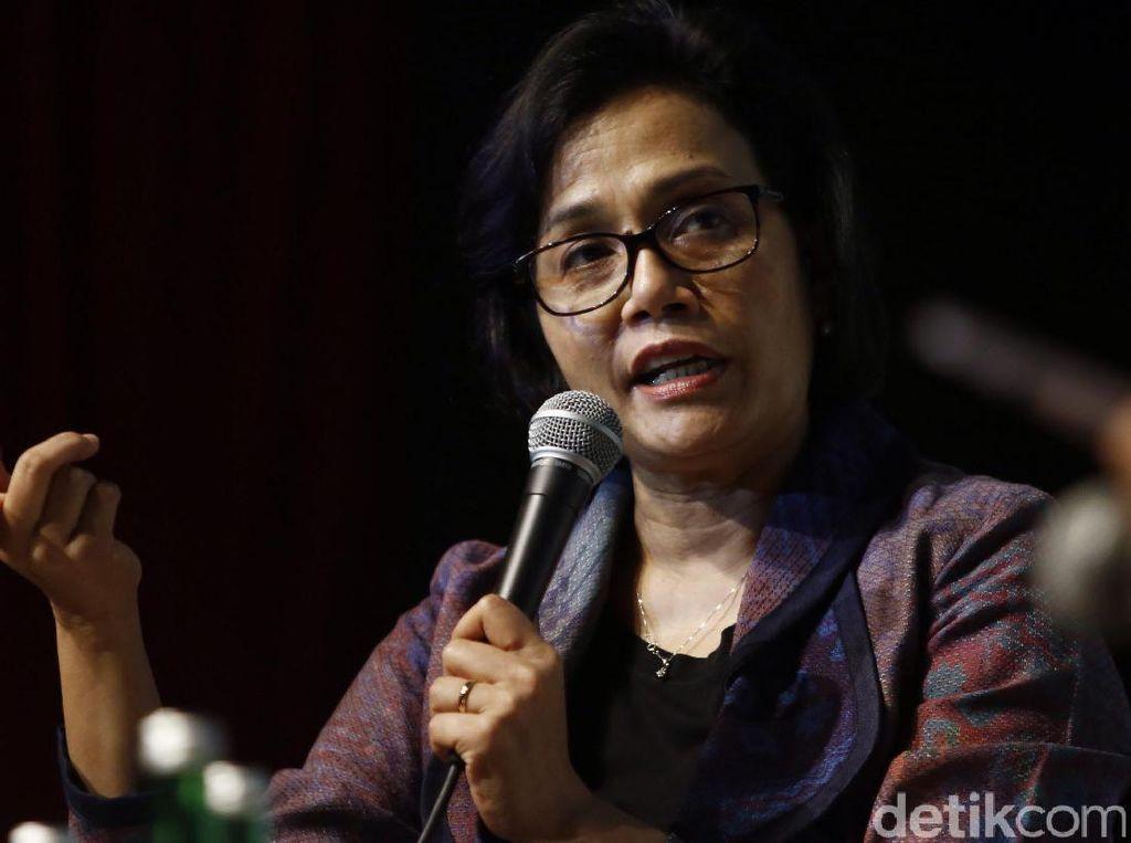 Sri Mulyani Pamer 3 Tahun Capaian Dana Desa ke DPR